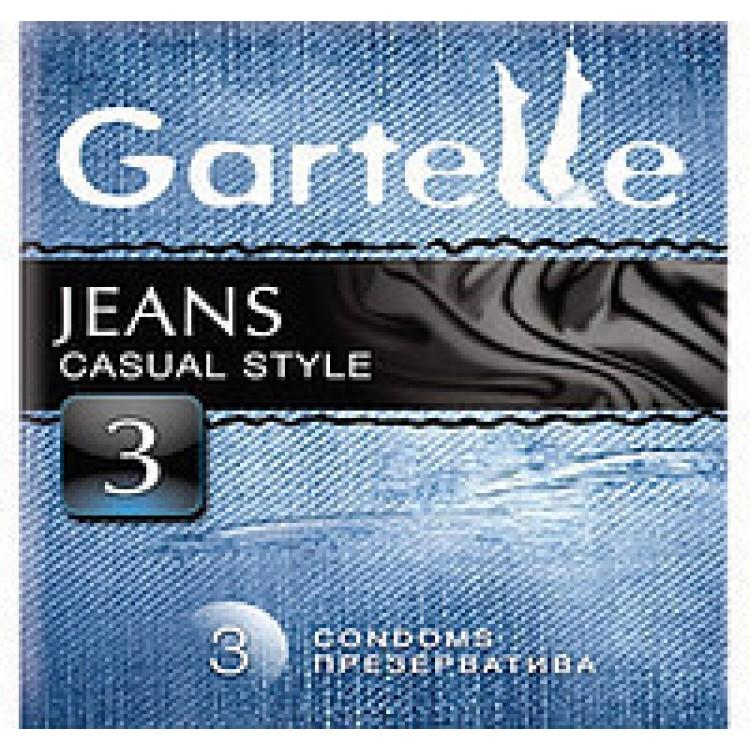 Презервативы Gartelle jeans casual style   Интернет-магазин bio-market.kz