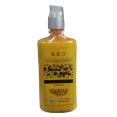 Шампунь для всех типов волос Золотой имбирь  | Био Маркет