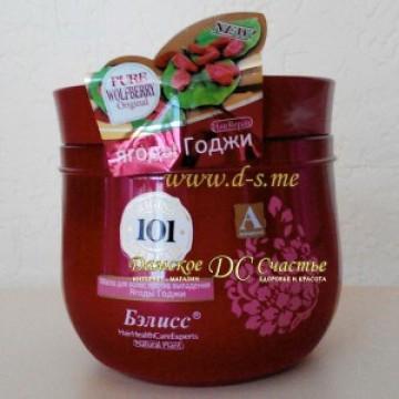 Маска  101 Бэлисс укрепляющая с вытяжой ягод годжи