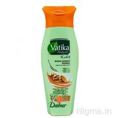 Шампунь Vatika(Ватика) для сухих волос  | Био Маркет