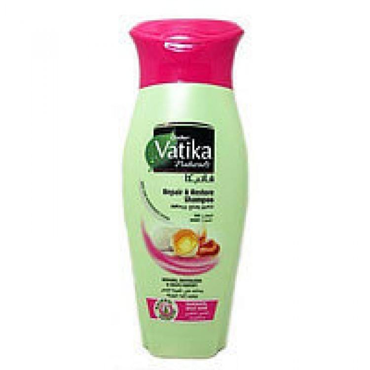 Шампунь для волос Vatika(Ватика) исцеление и восстановление  | Био Маркет