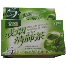 Чай  Для бросания курения и очистки легких«Tesi»  | Био Маркет