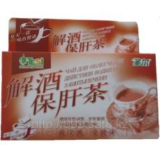 Чай для облегчения действия водки и защиты печени «Tesi»