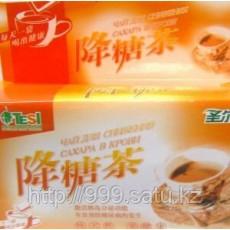 Чай для понижения сахара и холестерина в крови«Tesi»  | Био Маркет