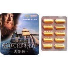 Препарат для потенции «Старый капитан»  | Био Маркет