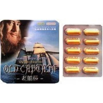Препарат для потенции «Старый капитан»