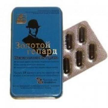 Препарат для мужчин Золотой гепард