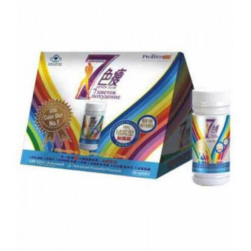 Похудение с помощью Препарата 7 цветов для похудения