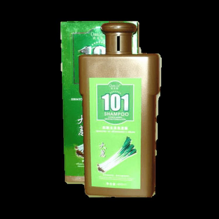 Шампунь 101 от облысения с луком  | Био Маркет