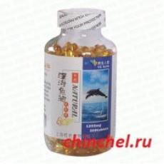 Капсулы с Омега-3 Жир глубоководных рыб (Deep sea fish oil)  | Био Маркет