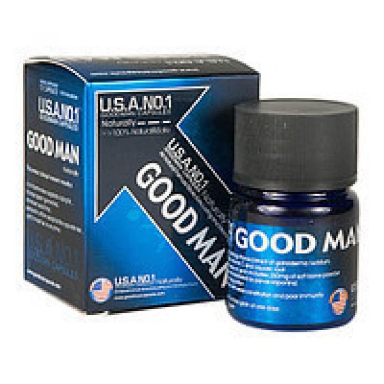 «Good Man» - препарат для мужчин  | Био Маркет