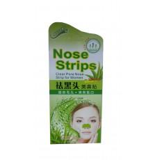 Средство для носа от черных точек с алоэ 10 шт