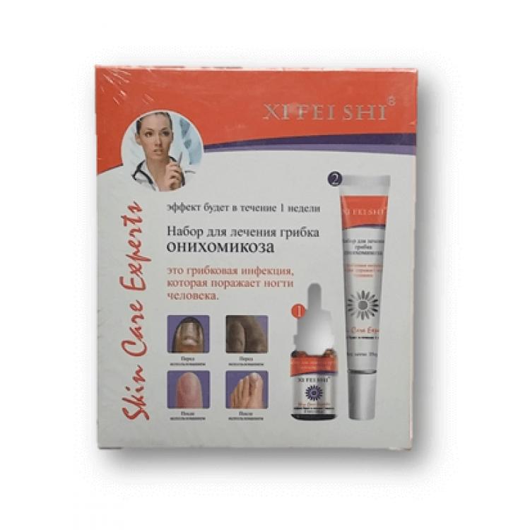 Набор для лечения ногтевого грибка Оникомикоз  | Био Маркет