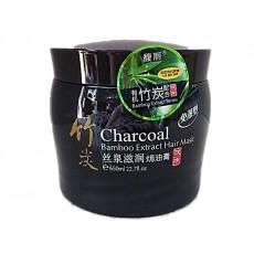 Бальзам-маска Charcoal Черный бамбук  | Био Маркет
