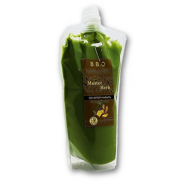 Бальзам-маска BBO master herb золотой имбирь   | Био Маркет
