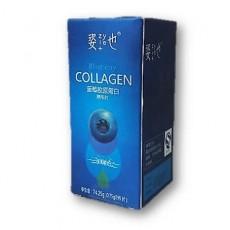 Таблетки  Blueberry Collagen для улучшения зрения