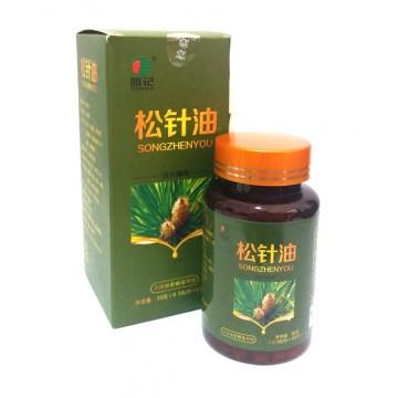 Tongji пыльца сосны. Стимулирует циркуляцию крови.
