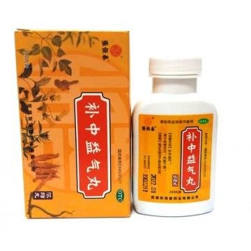 Гранулы bu zhong yi qi wan-препарат для комплексного лечения желудка