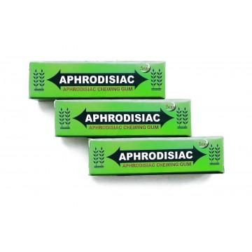 Aphrodosiac- возбуждающая жевательная резинка