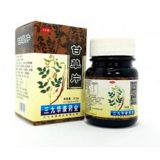 Китайские анисовые таблетки от кашля