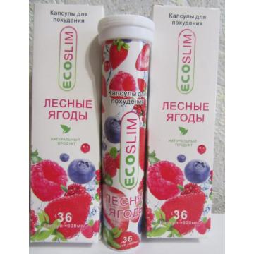 Таблетки для похудения Eco Slim 36 шт.