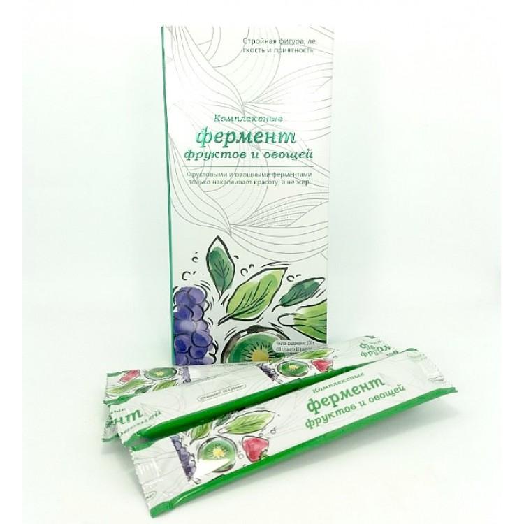 Фермент фруктов и овощей-препарат для похудения  | Био Маркет