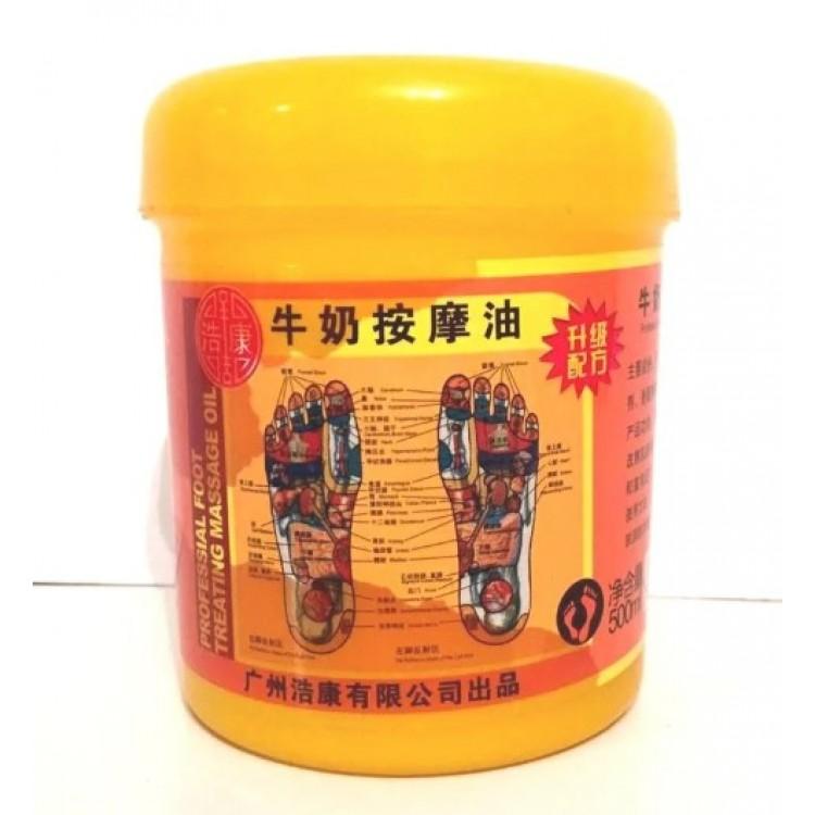 Крем для ног Professional Foot Treatment Massage oil 500ml | Интернет-магазин bio-market.kz