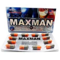 Maxman New - препарат для потенции в новой упаковке    Био Маркет