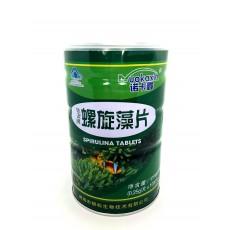 Натуральная Спирулина в таблетках.1000х250 мг  | Био Маркет