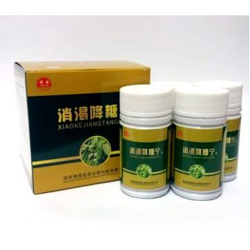 Xiaoke JiangTang - препарат от сахарного диабета