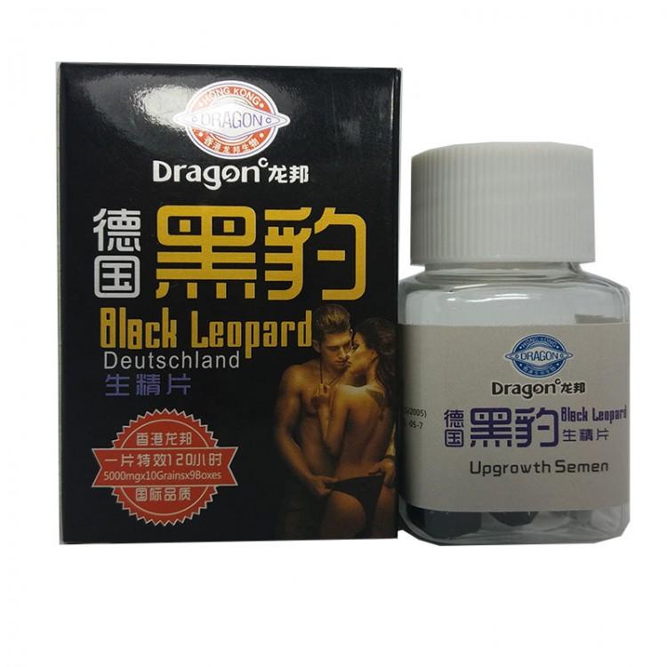 Препарат «Чёрный леопард» для потенции  | Био Маркет