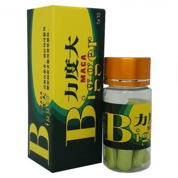 Виагра Bigger Maca-препарат для потенции