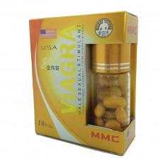 Виагра Gold MMC для повышения потенции  | Био Маркет