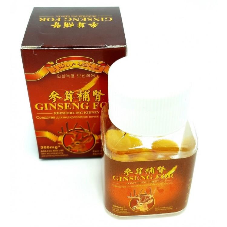 Ginseng For препарат для потенции   Интернет-магазин bio-market.kz
