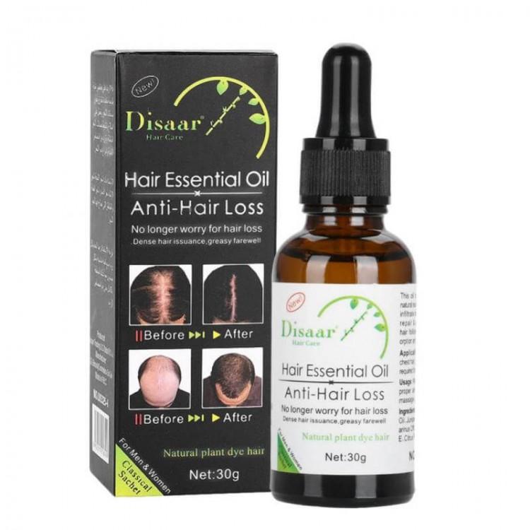 Лосьон от выпадения волос. Disaar hair essential oil anti hair loss | Интернет-магазин bio-market.kz