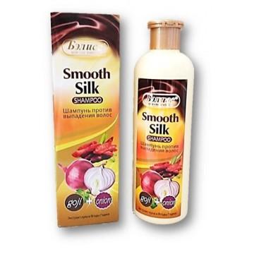 Шампунь для волос Бэлисс Silk ягоды годжи и лук