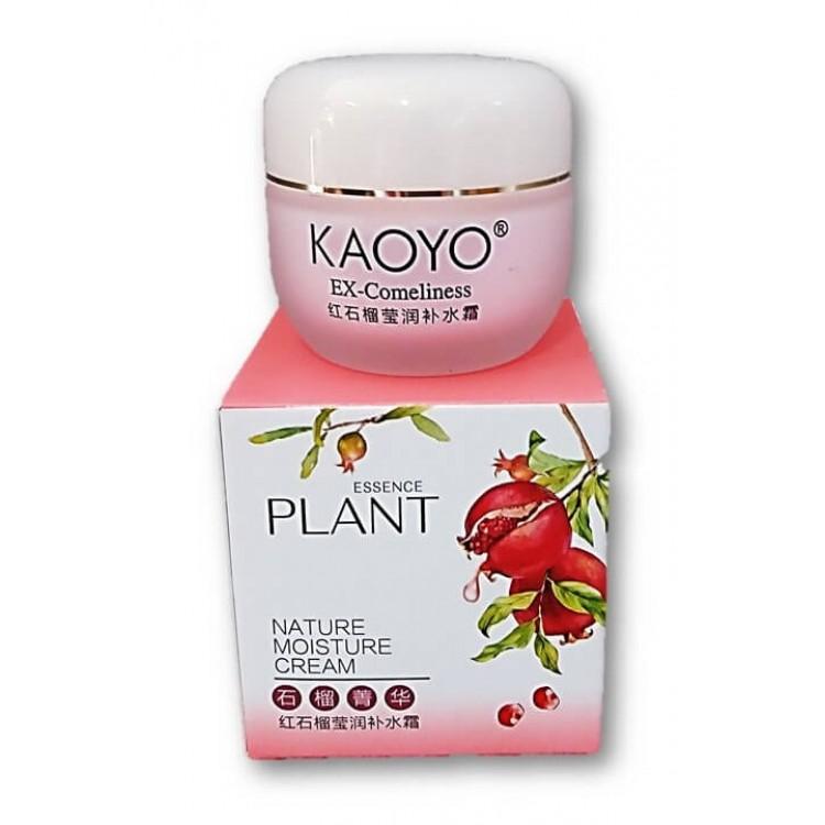 Крем для лица увлажняющий с гранатом Kaoyo essence plant | Интернет-магазин bio-market.kz
