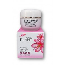 Крем для лица увлажняющий цветочный Kaoyo essence plant  | Био Маркет