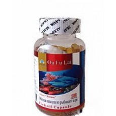 Рыбий жир в мягких капсулах, 200 капсул   | Био Маркет