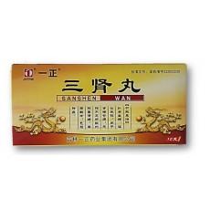 Пилюли для тонизации почек Hai Ma San Shen Wan