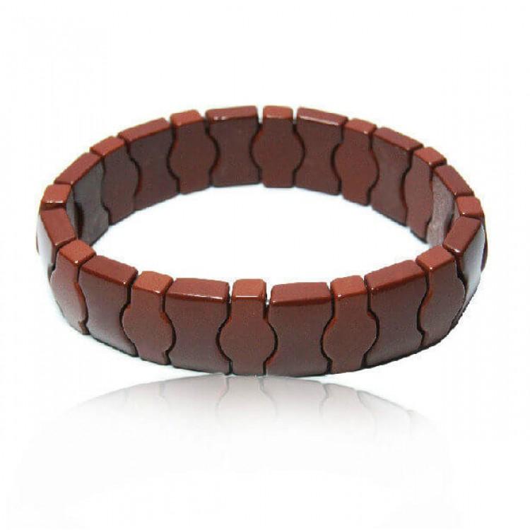 Турмалиновый браслет из натурального  турмалина | Интернет-магазин bio-market.kz