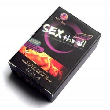 Женская виагра SEX thrall (4 флак.)